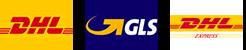 DHL & GLS Logo