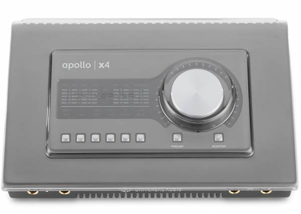 Decksaver Universal Audio Apollo X4_1