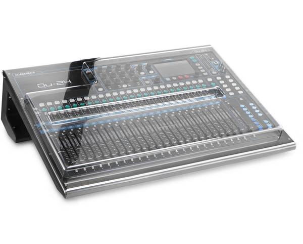 Decksaver Allen & Heath QU24_1